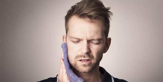 Schmerzen und Quarantäne